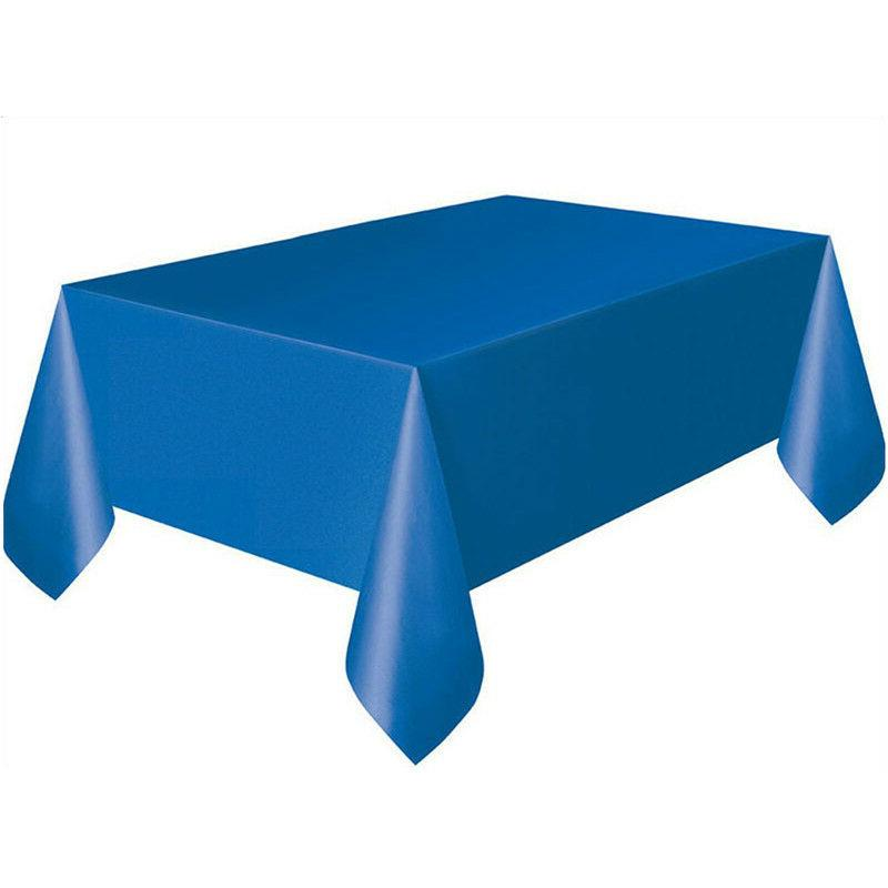 Rectangle Tablecloth Satin Banquet Party