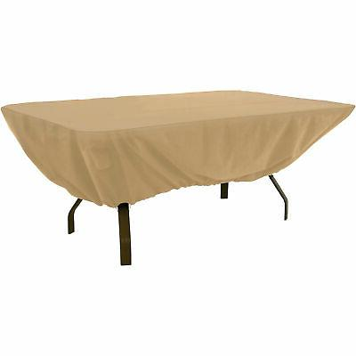Classic Accessories Table Cover-Tan