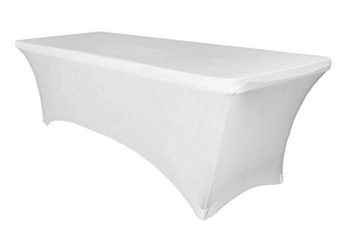 rectangular stretch tablecloth
