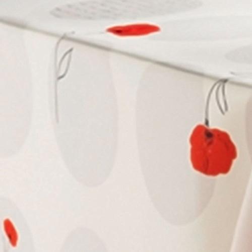 60 Tablecloth Washable, Liquid Spills up, 10 12