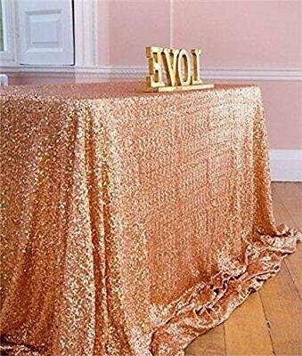 Rose Sequin Covers Wedding