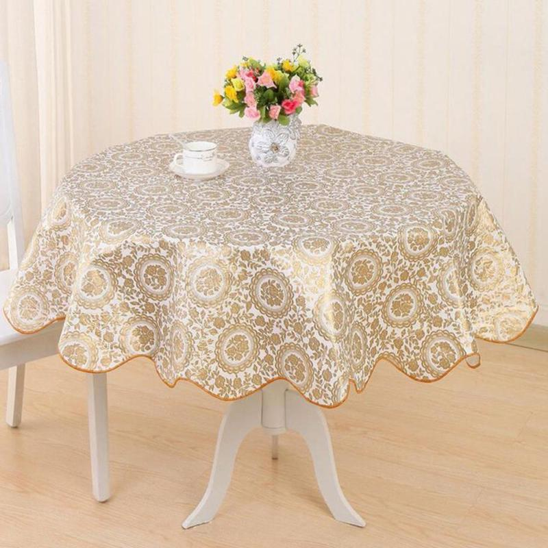 Round Tablecloth Dining Cloth