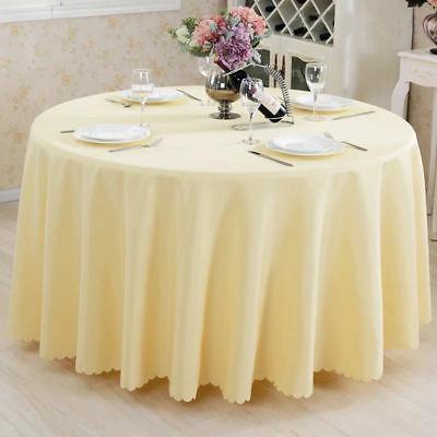 Round Kitchen Wedding Party Hotel Table