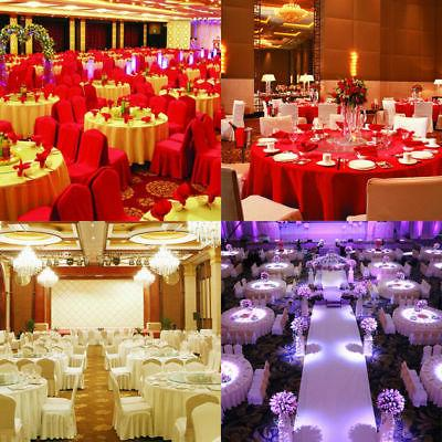 Round Tablecloth Kitchen Dinning Wedding Hotel Table Cloth