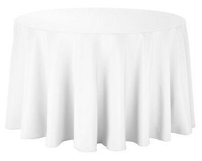 Covers,Black Tablecloth,Premium White Table covers.