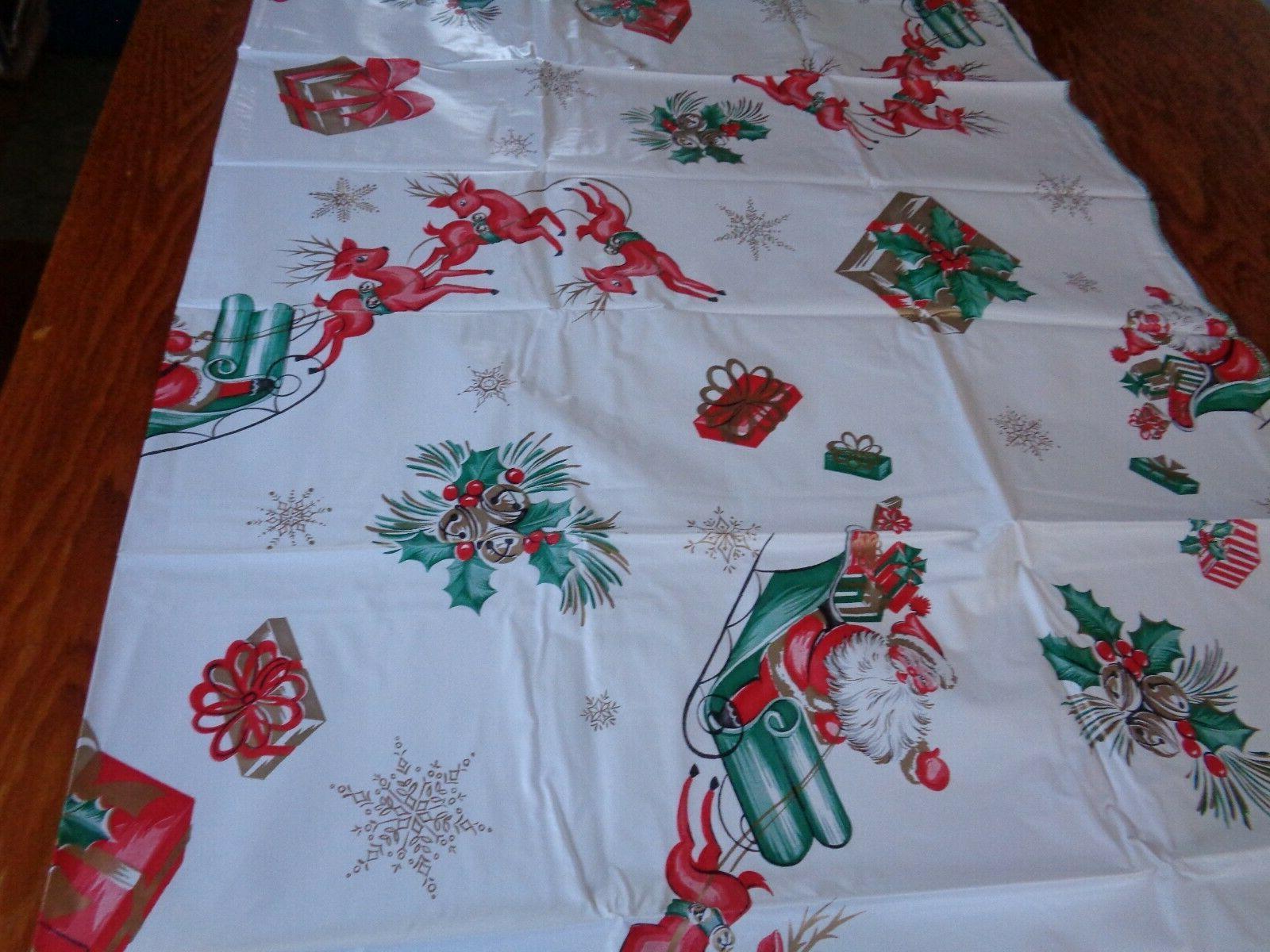 """Royal of Christmas Tablecover 54"""" x 54"""""""