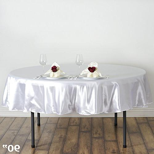 BalsaCircle Satin Linens Wedding Catering