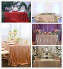 Sequin Cheap Tablecloth Sparkly Sequin Table overlay Wedding