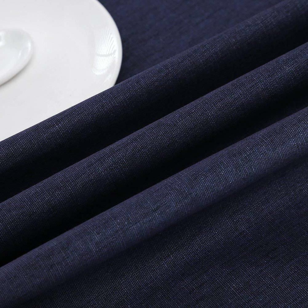 "ColorBird Tablecloth Blue X 55"""