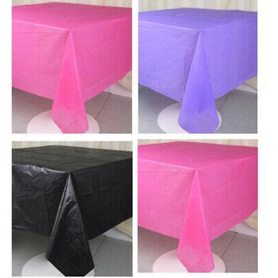 Solid Party Cover Easter Kitchen Supplies
