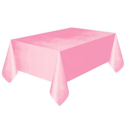 Solid Dining Cover Cloth Tablecloth