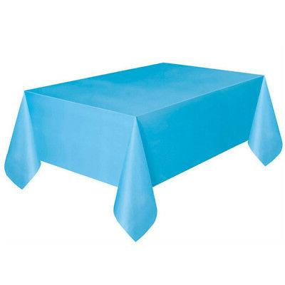 Solid Cover Tablecloth Decor Goodish