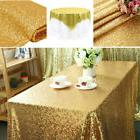 square satin tablecloth table cover for banquet