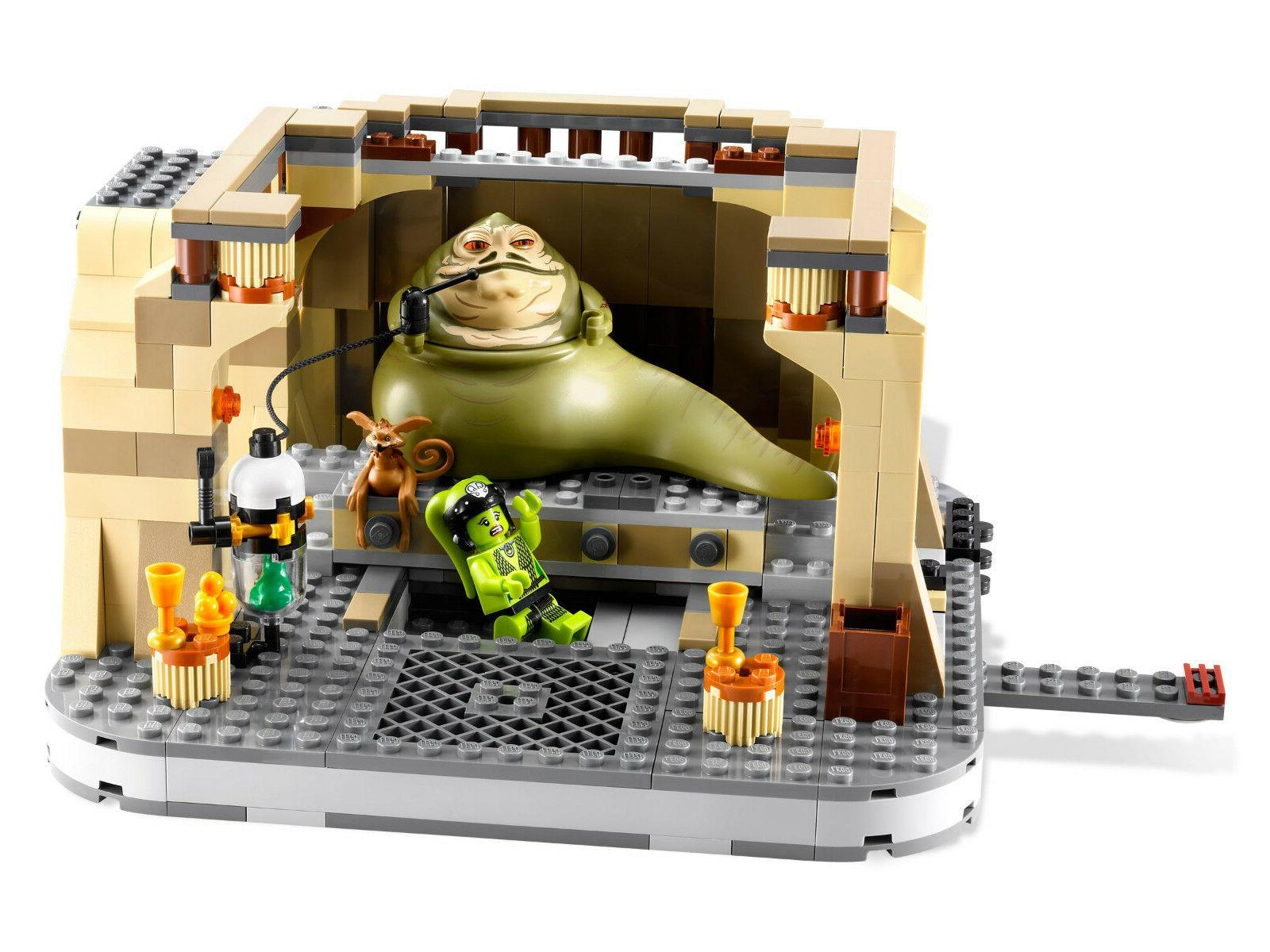 LEGO STAR PALACE NEW RETIRED RETURN OF THE JEDI
