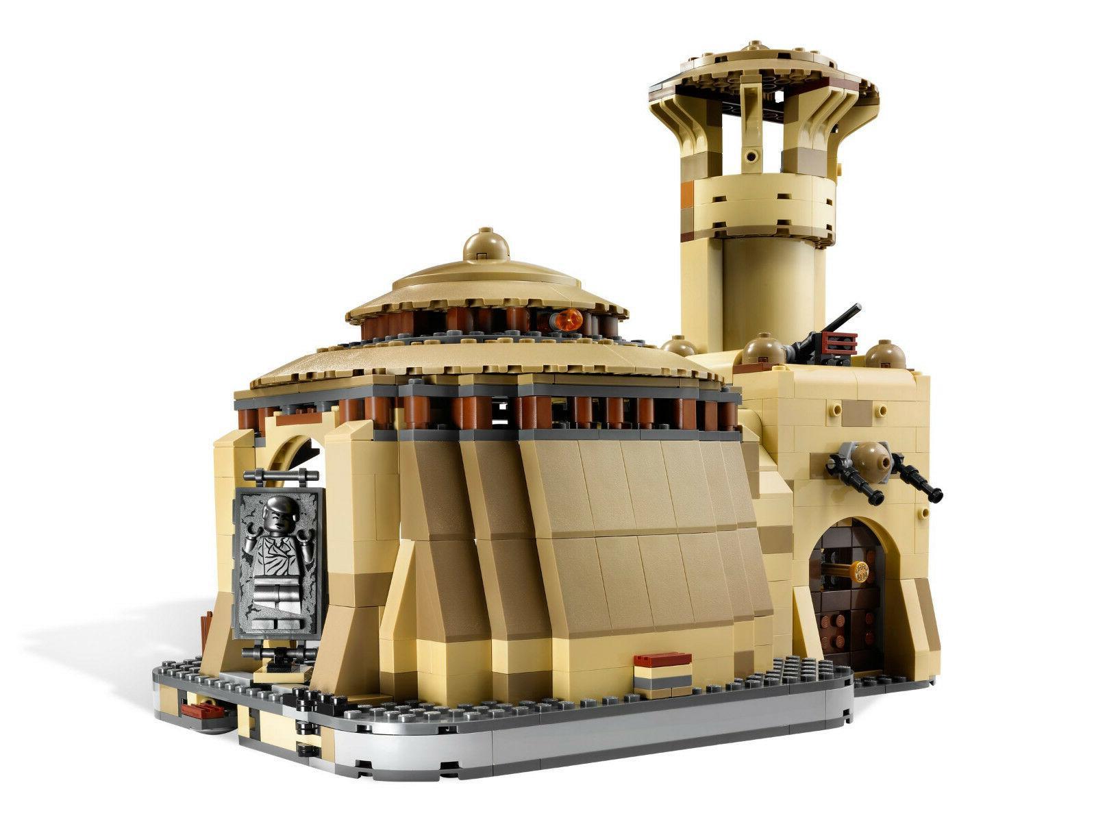 LEGO WARS PALACE NISB - RETIRED OF THE JEDI