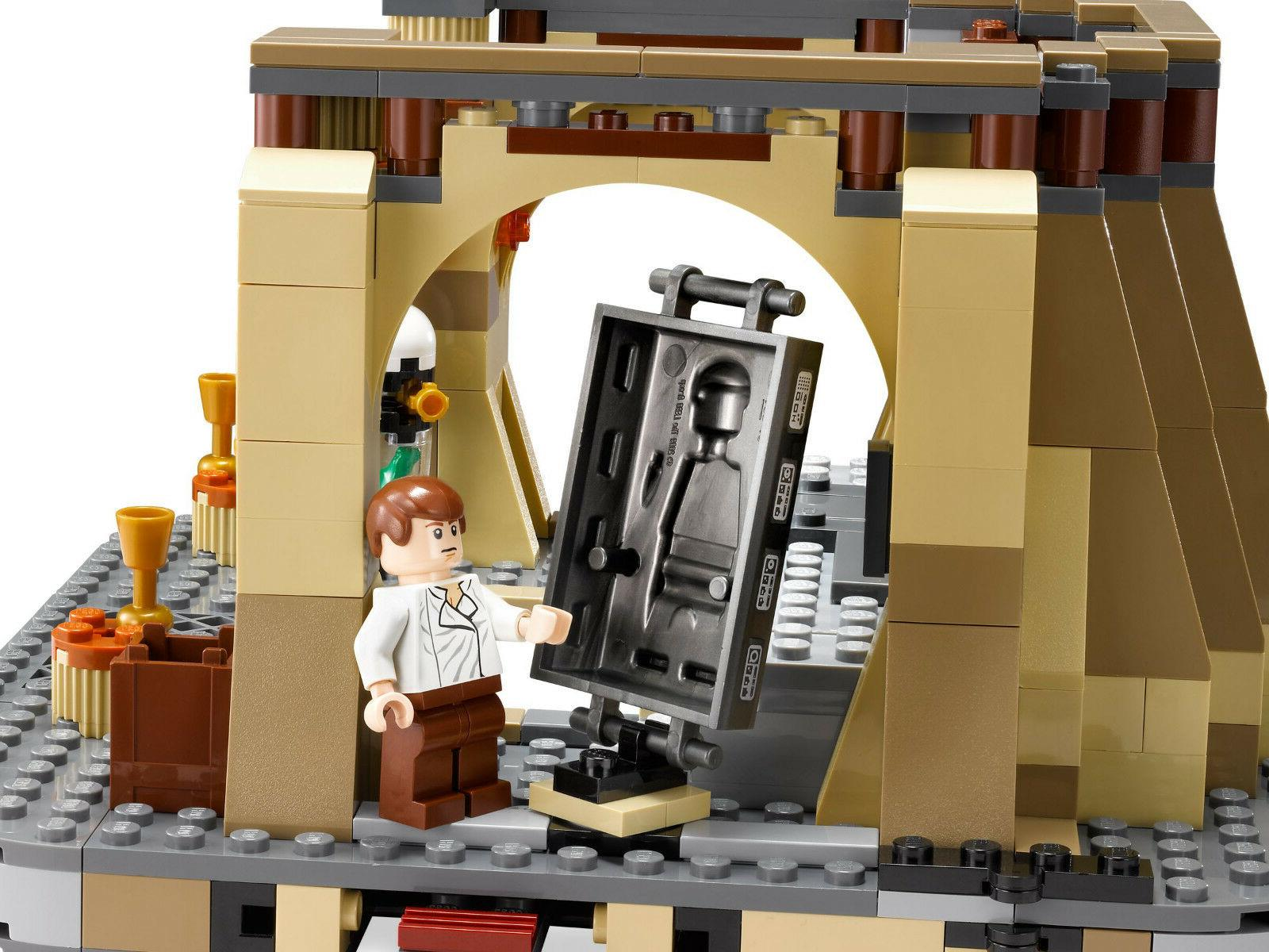 LEGO PALACE RETIRED SET OF THE JEDI