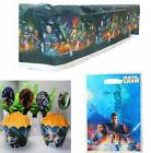 STAR WARS PARTY SUPPLIES PARTY CUPCAKE WRAPPER TOPPER TABLEC
