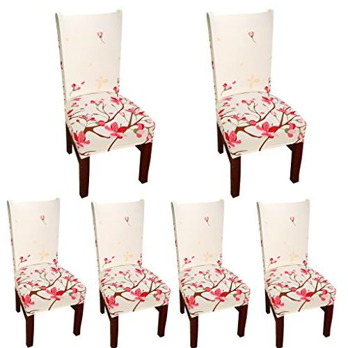 stretch chair cover removable washable