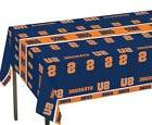 Creative Converting Syracuse Orangemen Plastic Banquet Table