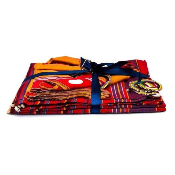 table cover cloth set kikoy premium genuine