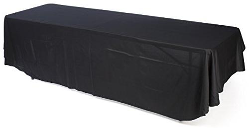 table throw covers 3 sides