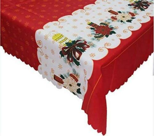Tablecloth Desk Cloth Dining Table Linens Sofa Cover For Hom