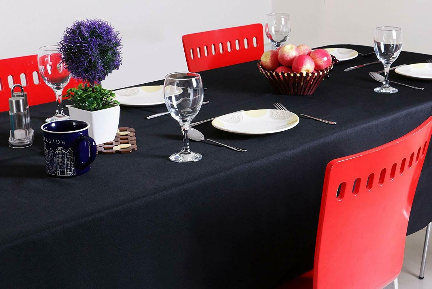"Tablecloth Rectangle 60""x126"" Kitchen"