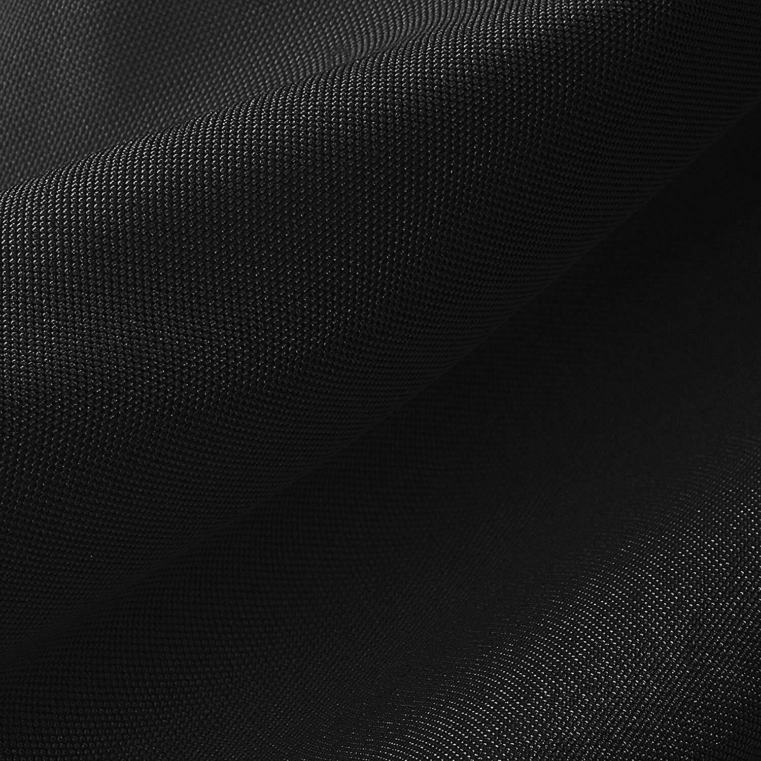 "Tablecloth Polyester 60""x126"" Black Kitchen"