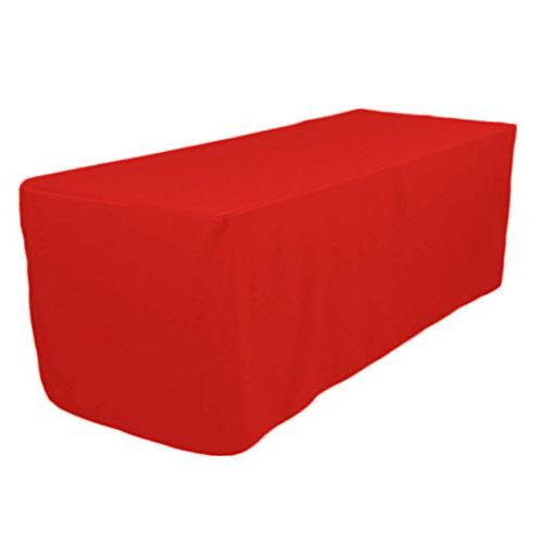 tablecloth rectangular polyester table cover