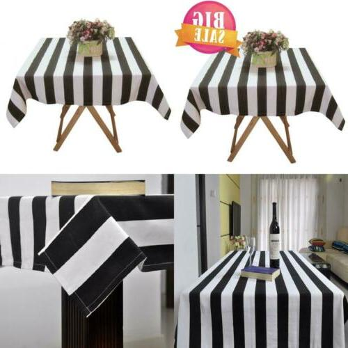 Tablecloth Restaurant Table Cover for All Apartments Rectang