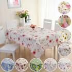 Tablecloth Waterproof Table Cloth Home Dining Kitchen Rectan
