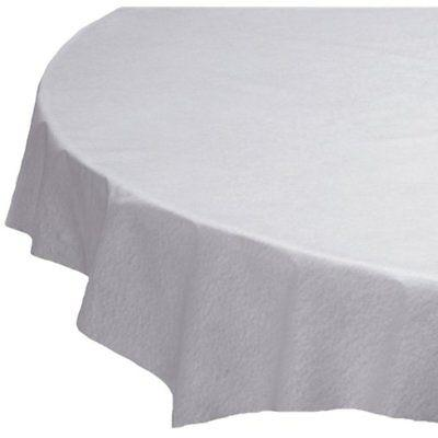tablecloths 210451 plastic octy round linen like