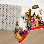 Super Mario Bros TABLECOVER Video Game Birthday Party Suppli