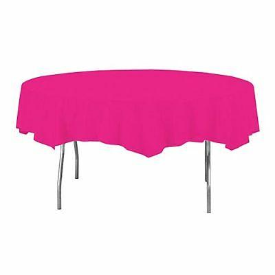 Creative Converting Touch of Color Octy-Round Paper Table Co