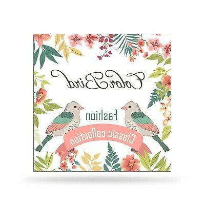 ColorBird Leaves Cotton