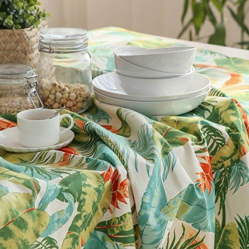 ColorBird Cotton Dust-proof for Dinning Tabletop Linen