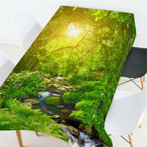 TV Cabinet Cover Table Cover