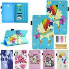 Unicorn Stand Card Folio Case Cover Samsung Galaxy Tablet Fr