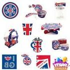 Union Jack Royal Wedding Celebration GB Tea Party Tableware
