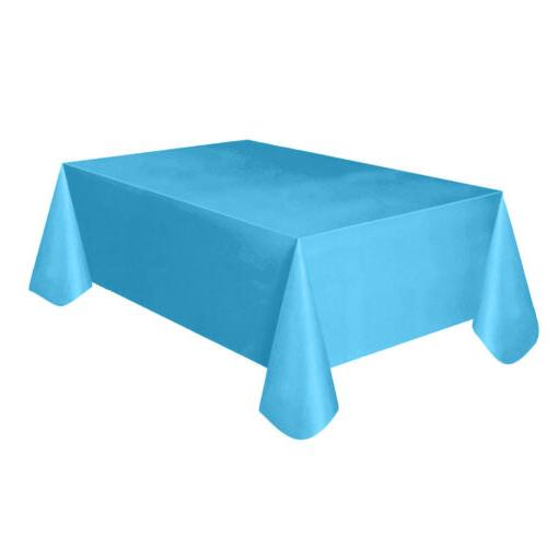 US Table Cloth Clean Party Tablecloth