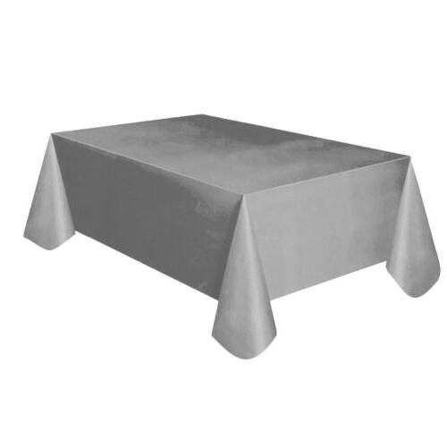 US Large Table Cloth Clean Party Tablecloth Covers