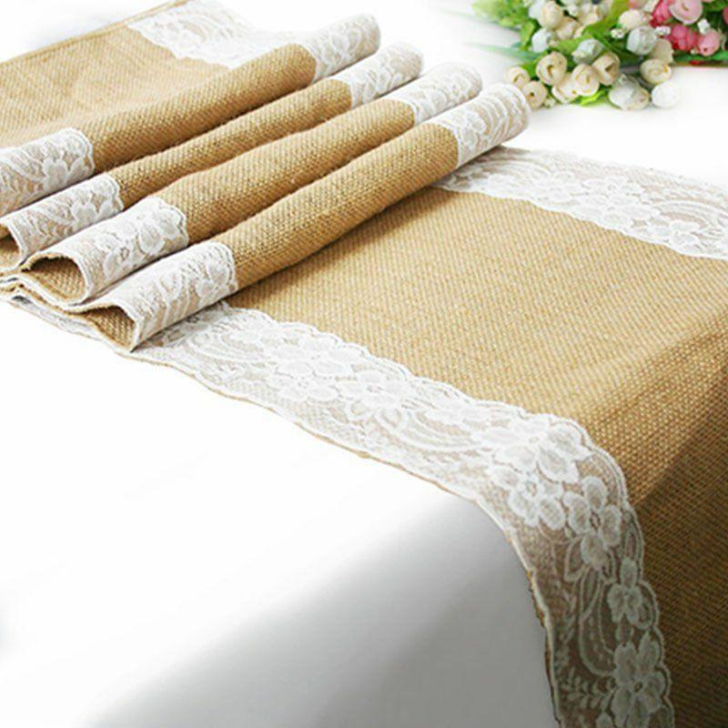 US Table Linen Lace Cover Textile