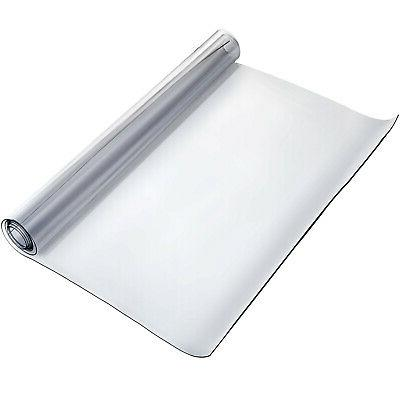 Waterproof Clear Tablecloth Transparent Protector Dining