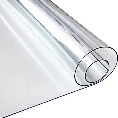 PVC Tablecloth Protector Table Cover 46 X96 Wooden Table Table Rectangle