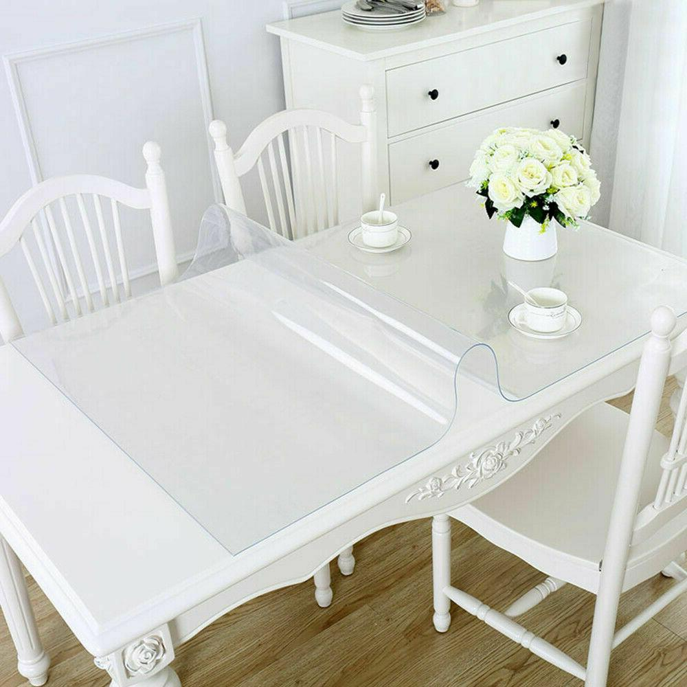 Waterproof Clear PVC Protector Table