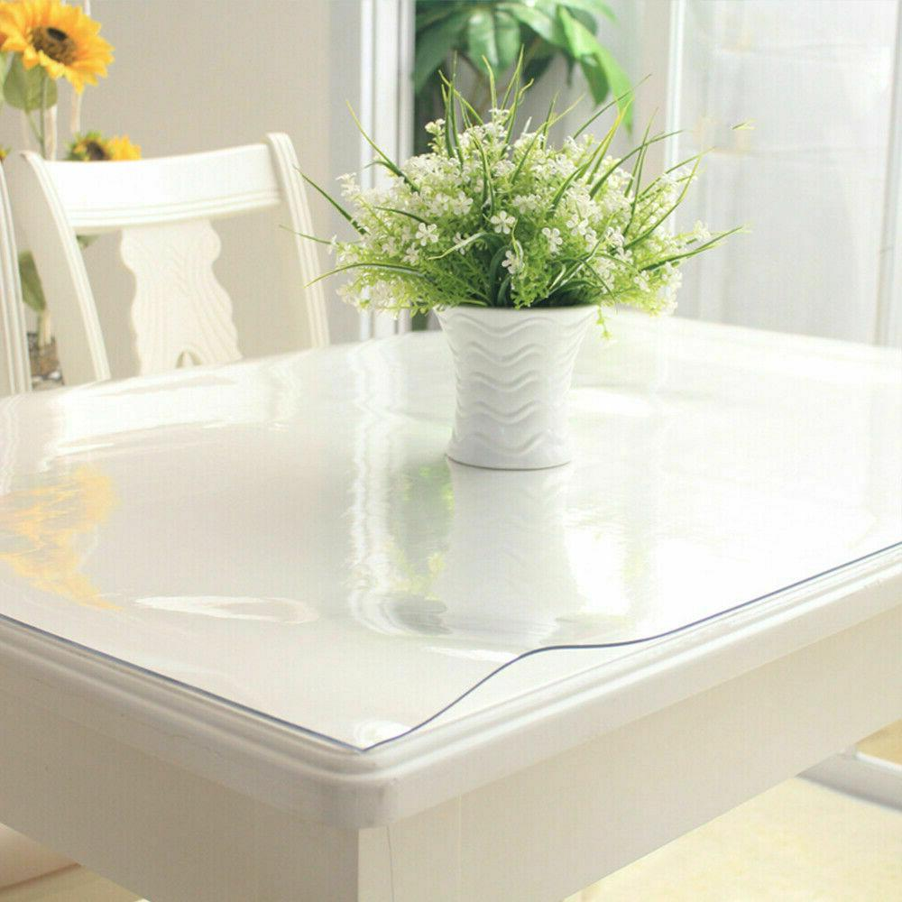 PVC Tablecloth Table