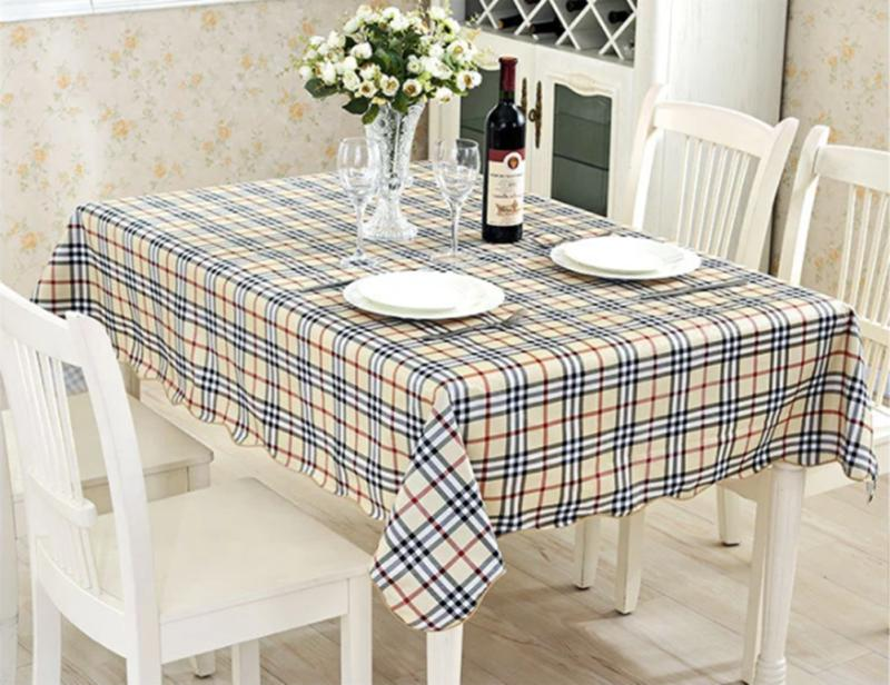 Waterproof Table Dining Tablecloth