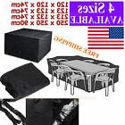 Waterproof Outdoor Furniture Cover Rectangular Patio Dining