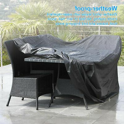 Waterproof Covers Rectangle Rain