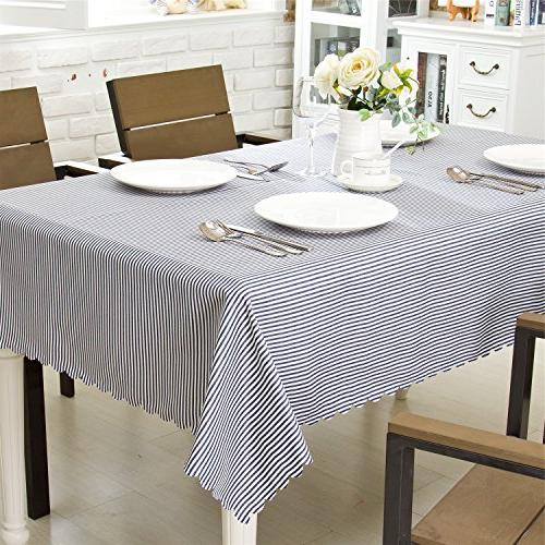 waterproof tablecloth polyester decorative table